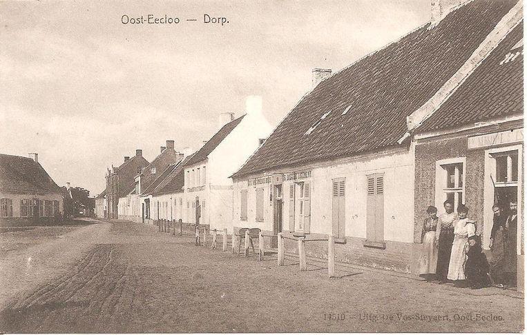 Al een kleine 100 jaar geleden was er al een staminé op de plaats waar nu Joie de Vivre is (het witte huis vooraan).