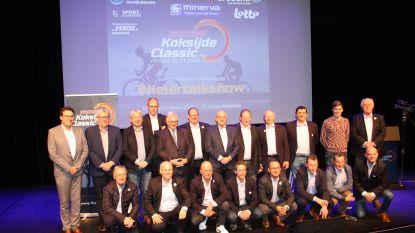 Kust maakt zich op voor Bredene Koksijde Classic op vrijdag 20 maart