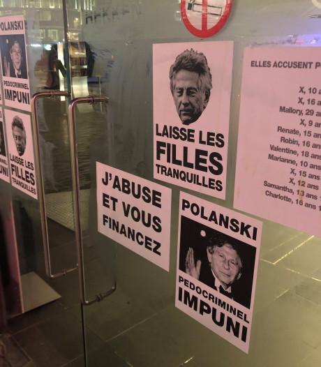 """""""J'abuse et vous financez"""": les cinémas bruxellois placardés d'affiches anti Polanski"""