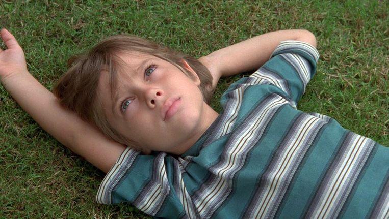 Een scene uit de film 'Boyhood'. Beeld epa
