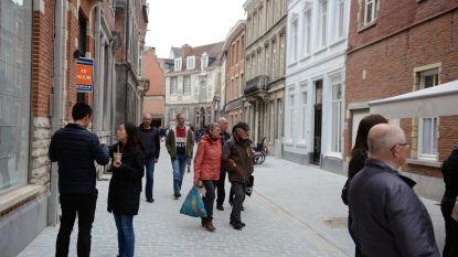 Heraanleg Schrijnmakersstraat en Jodenstraat volledig afgerond