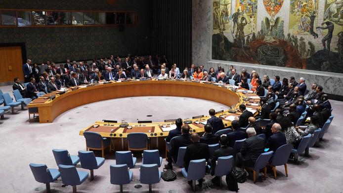 Conseil de sécurité de l'ONU (archives)