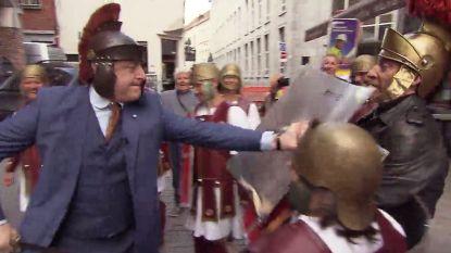Bart De Wever slaat Luk Alloo tegen de vlakte