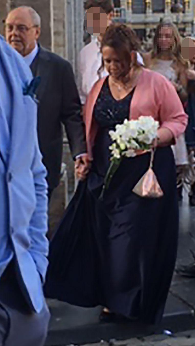 Vlaams Parlementslid Christian Van Eyken en Sylvia B., zijn voormalige parlementaire medewerkster zijn in alle stilte getrouwd in Brussel.