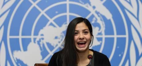 Syrische zwemster wordt ambassadeur UNHCR