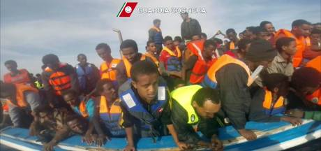 Rode Kruis opent giro 7244 voor bootvluchtelingen