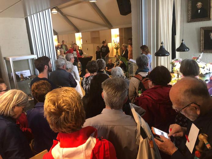 Het Van Hattumhuis is weer open voor het publiek.