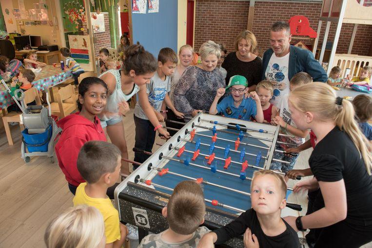 In 't Narrenschip kunnen voortaan ook kinderen uit Lierde terecht.