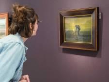 Drents Museum toont Van Goghs 'Onkruidverbrandertje'