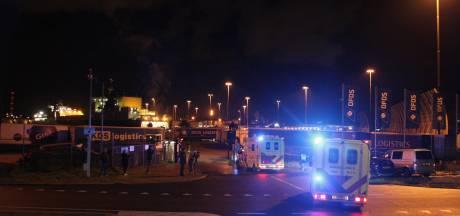 26 verstekelingen levend uit koelcontainer gehaald op vrachtschip Vlaardingen