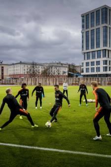 Twee jaar later is in Minsk alles anders bij Oranje