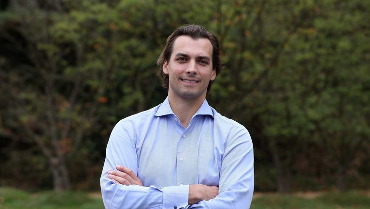 Thierry Baudet, leider van Forum voor Democratie. Beeld anp