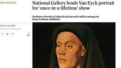 Gent in The Guardian