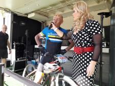 Mountainbiken tegen kanker: met oom Theo uit Hoogeloon als winnaar op de meet in Hilvarenbeek