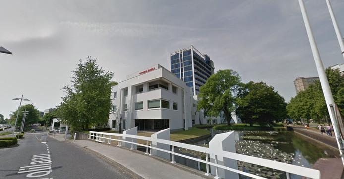 Het hoofdkantoor van Teijin Aramid in Arnhem.
