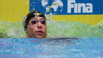 Pieter Timmers eindigt zevende in finale 50m vrij op EK kortebaan