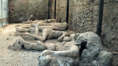 Skelet van jong kind op antieke site van Pompeï ontdekt