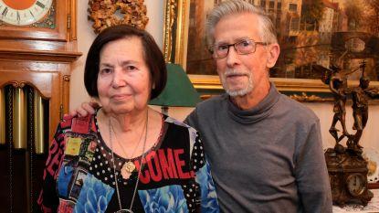 Maria en Willy vieren zestigste huwelijksverjaardag