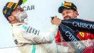 """Vettel bij Mercedes? Bottas maakt zich geen zorgen: """"Duidelijke boodschap gekregen dat ze Sebastian niet halen"""""""