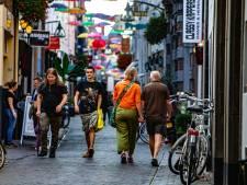 Aanloopstraten in Deventer binnenstad zijn in trek