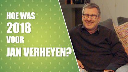 Hoe was 2018 voor... Jan Verheyen?
