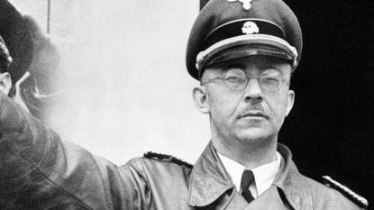 """Eerste brieven SS'er Heinrich Himmler: """"Kusjes, Dein Heini"""""""
