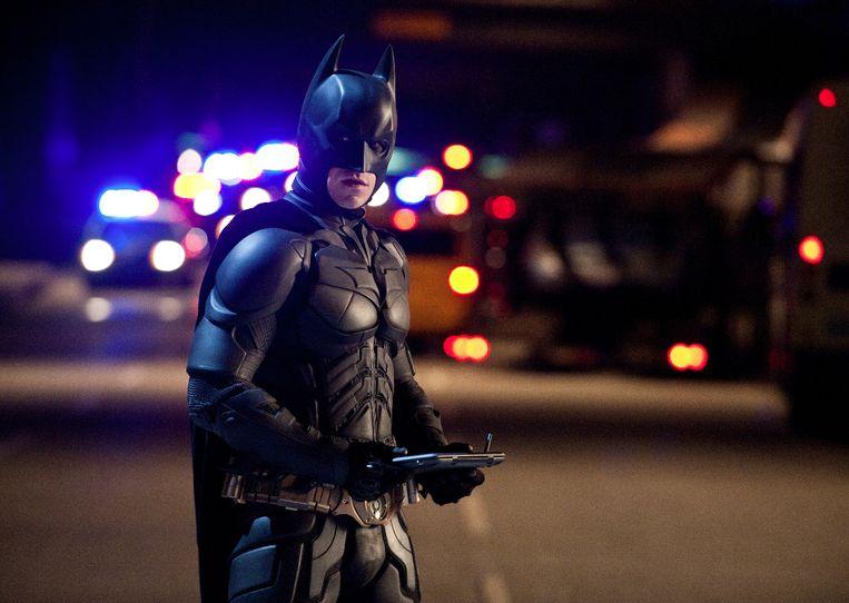 Film The Dark Knight Rises 2012