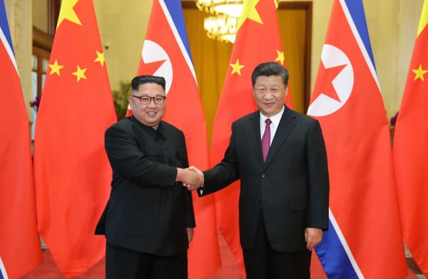 **China uitgeroepen tot 'echte winnaar' Singapore: Trump en Kim doen precies wat Xi wil**