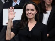 Angelina Jolie geeft gastcollege op Londense universiteit