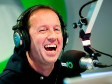 Edwin Evers vervangt Coen Swijnenberg in januari op Radio 538