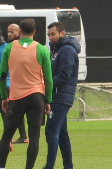 Laatste openbare training Feyenoord voor Klassieker