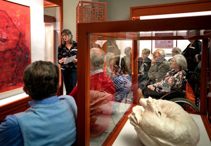 Alzheimercafe van Abbe museum Eindhoven
