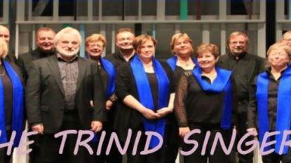 Gospel in de kerk van Goetsenhoven