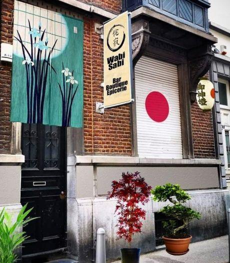 Wabi Sabi, la boutique hybride qui vous transporte de Liège au Japon