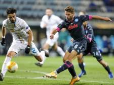 Granada blijft koploper in groep PSV, Napoli naast AZ