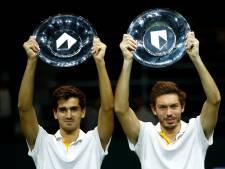Frans dubbelduo wint in Rotterdam