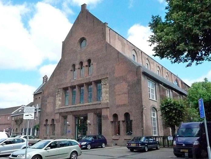 Het Groot Tuighuis in de oude Jacobskerk aan de Bethaniestraat.