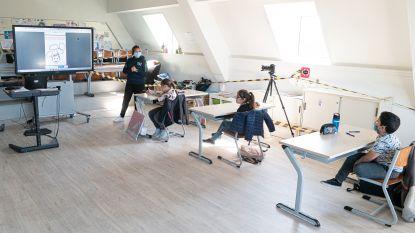 De Kleine Prins geeft vanaf heropstart 'hybride lessen': ook vanuit thuis kunnen leerlingen mee volgen en reageren