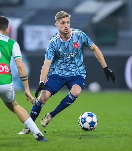 Samenvatting: FC Dordrecht - Jong Ajax