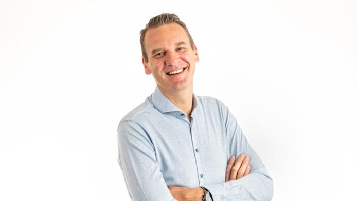 Jeroen Stomphorst, columnist.