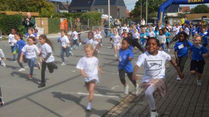 1.552 kinderen doen mee met scholenveldloop