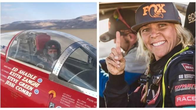 'Snelste vrouw op vier wielen' krijgt postuum record na fatale crash