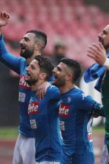 Alleen de Scudetto telt voor Napoli