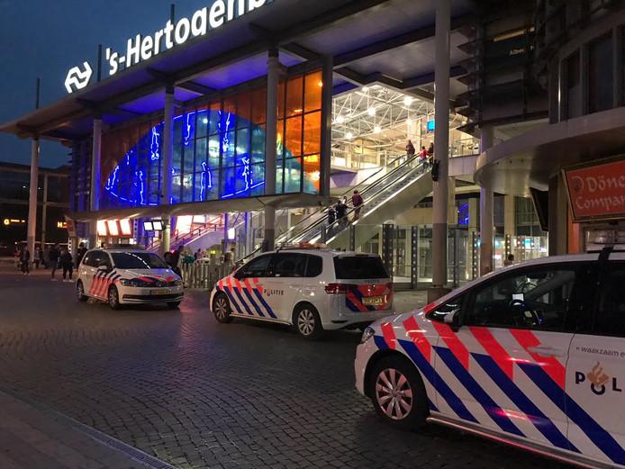 Opnieuw station Den Bosch ontruimd.