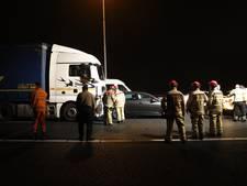 Gewonde bij verkeersongeluk met drie voertuigen op A28 bij Zwolle