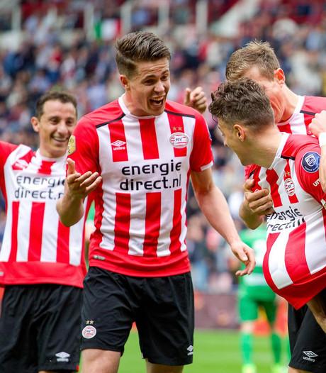 PSV traint nog even door en  start in nieuwe seizoen op 3 juli