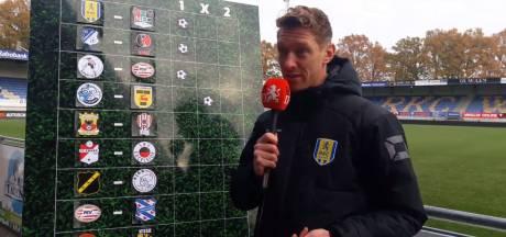 'Profeet' Robert Braber (RKC Waalwijk) voorspelt vijf wedstrijden goed