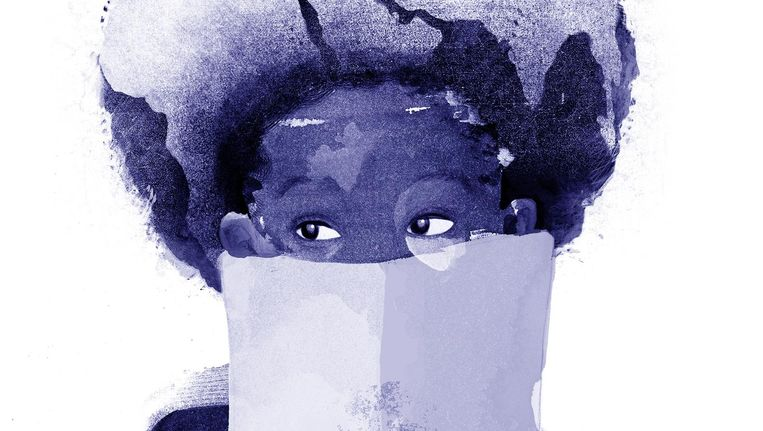 Mooie, spannende en veelgelezen kinderboeken met toevallig donkere hoofdrolspelers. Beeld Silvia Celiberti