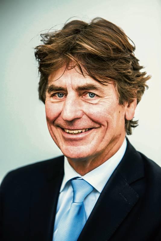 Sjef van Gennip, directeur van Reclassering Nederland. FOTO SHODY CAREMAN