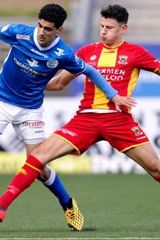 FC Den Bosch geeft 2-0-voorsprong uit handen en verliest van Go Ahead Eagles